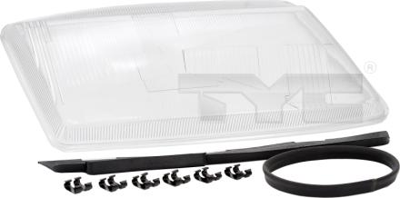 20-0439-LA-1 TYC Head Lamp Lens