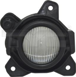 19-12911-01-2 TYC Fog Lamp Unit