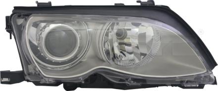 20-12325-15-2 TYC Head Lamp