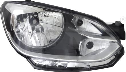 20-14015-00-21 TYC Head Lamp