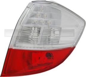 11-11551-06-2 TYC Tail Lamp Unit
