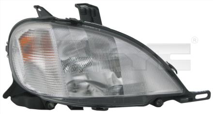 20-0493-05-2 TYC Head Lamp