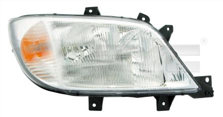 20-0495-15-2 TYC Head Lamp