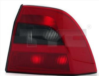 11-0325-01-2 TYC Tail Lamp Unit