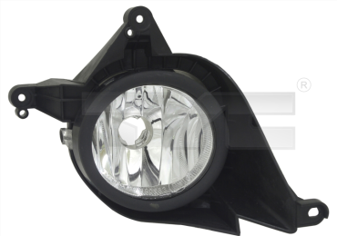 19-0799-01-2 TYC Fog Lamp Unit