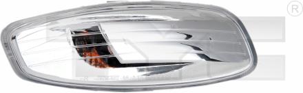 18-0357-00-2 TYC Mirror Side Blinker Assy
