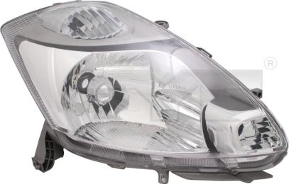 20-12329-05-2 TYC Head Lamp