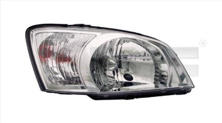 20-0415001 TYC Head Lamp