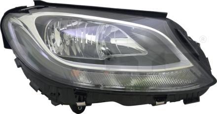 20-15011-06-2 TYC Head Lamp