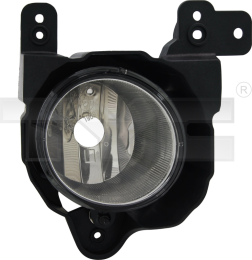 19-0927-01-9 TYC Fog Lamp Unit