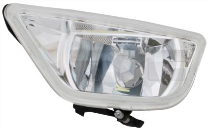 19-0827-01-2 TYC Fog Lamp Unit