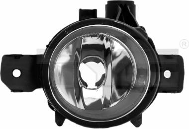 19-0467-01-2 TYC Fog Lamp Unit