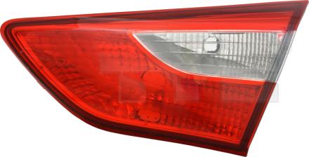 17-5403-01-9 TYC Inner Tail Lamp Unit