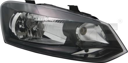 20-12033-00-21 TYC Head Lamp