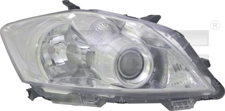 20-12447-05-2 TYC Head Lamp