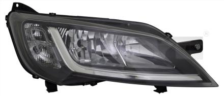 20-14775-15-2 TYC Head Lamp