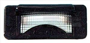 17-5017-01-2 TYC License Plate Lamp Unit