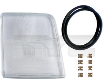 20-12739-LA-1 TYC Head Lamp Lens