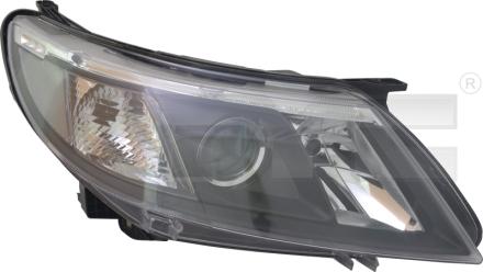 20-11723-05-2 TYC Head Lamp