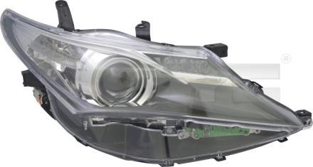 20-14553-06-2 TYC Head Lamp