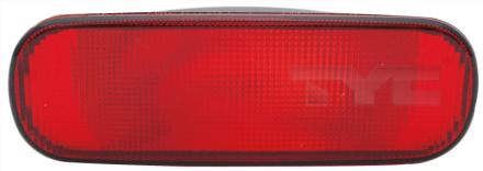 19-0709-01-2 TYC Rear Fog Lamp Unit