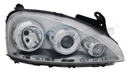 20-0423-05-2 TYC Head Lamp