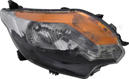 20-15293-25-2 TYC Head Lamp