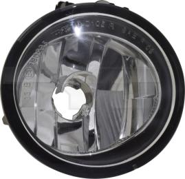 19-12105-11-9 TYC Fog Lamp Unit