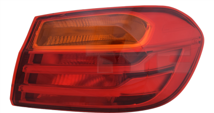 11-6865-16-9 TYC Outer Tail Lamp Unit