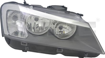 20-12847-05-2 TYC Head Lamp