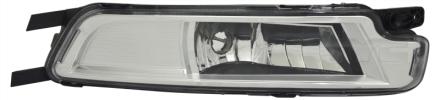 19-14001-01-9 TYC Fog Lamp Unit