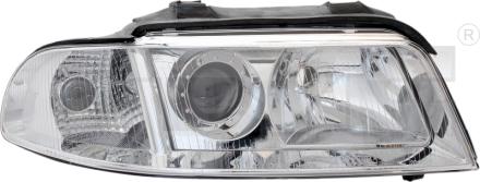 20-0005-05-2 TYC Head Lamp
