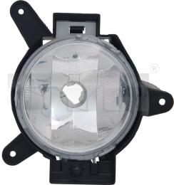 19-0979-01-2 TYC Fog Lamp Unit