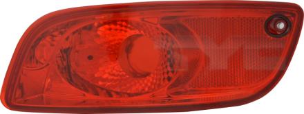 19-11043-01-2 TYC Rear Fog Lamp Unit