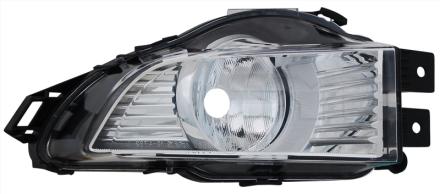 19-0781-01-2 TYC Fog Lamp Unit