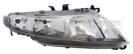 20-0967-05-2 TYC Head Lamp