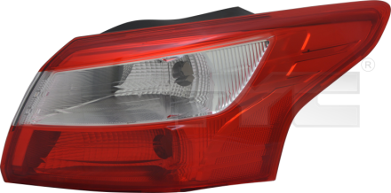 11-11849-01-2 TYC Outer Tail Lamp Unit