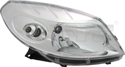 20-11793-06-2 TYC Head Lamp