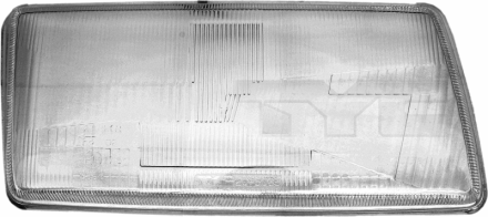 20-5083-LA-1 TYC Head Lamp Lens
