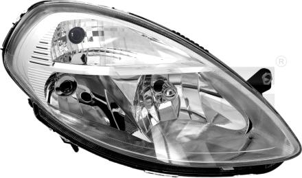 20-0507-05-2 TYC Head Lamp