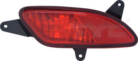 19-12061-01-2 TYC Rear Fog Lamp Dummy