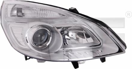 20-1067-05-2 TYC Head Lamp