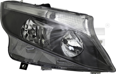 20-15015-15-2 TYC Head Lamp