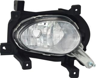 19-12287-01-2 TYC Fog Lamp Unit