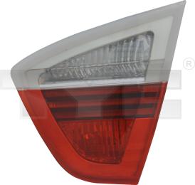 17-0337-01-9 TYC Inner Tail Lamp Unit