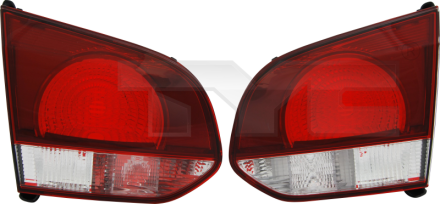 17-0237-11-2 TYC Inner Tail Lamp Unit