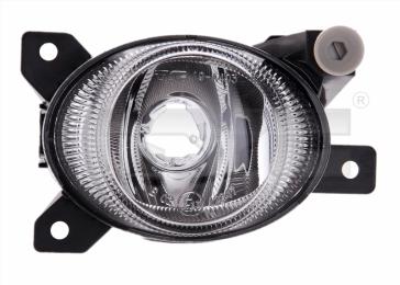 19-0493-01-2 TYC Fog Lamp Unit