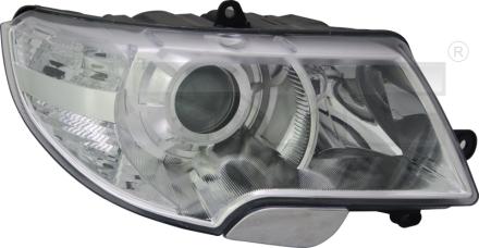 20-12519-05-2 TYC Head Lamp