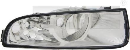 19-11019-01-2 TYC Fog Lamp Unit