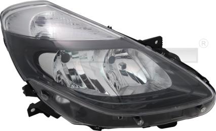 20-12051-05-2 TYC Head Lamp